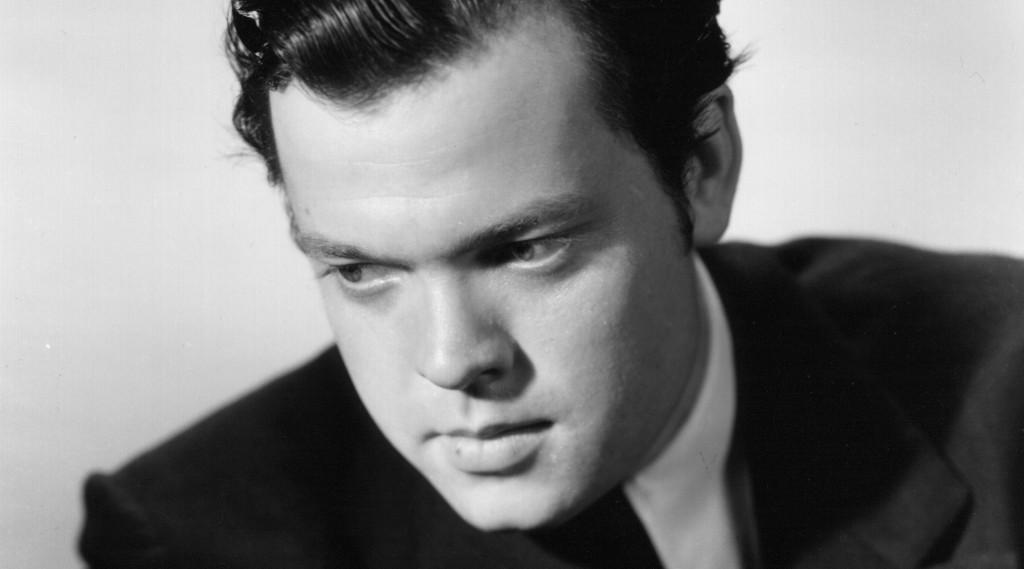 O jovem Welles
