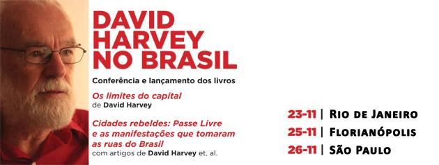 19 de novembro David Harvey