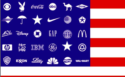 'The real american flag'