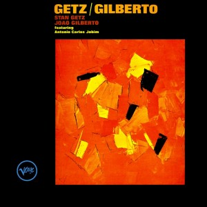 Capa do histórico Getz/Gilberto