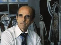 Rubem Fonseca, em foto no final dos anos 70, era admirado pelo general Golbery (fonte: blog Monte de Leituras)
