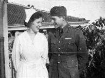 Agnes von Kurowsky e Ernest Hemingway