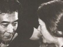 Massao Ohno e Hilda Hilst (fonte: blog Acervo Massao Ohno)