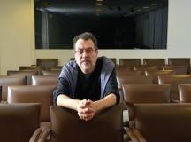 O cineasta Jorge Furtado (foto de Luciana Whitaker, Rede Brasil Atual)