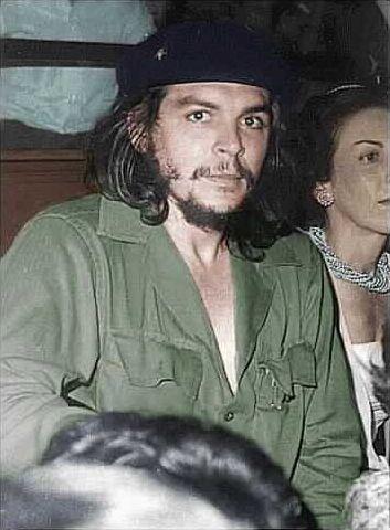 9 de outubro Che_Guevara_June_2,_1959 foto 2