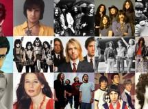 Muitas das lendas desses 60 anos de rock