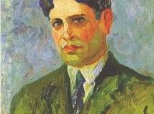 Oswald de Andrade, por Tarsila do Amaral