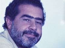 O escritor João Antônio