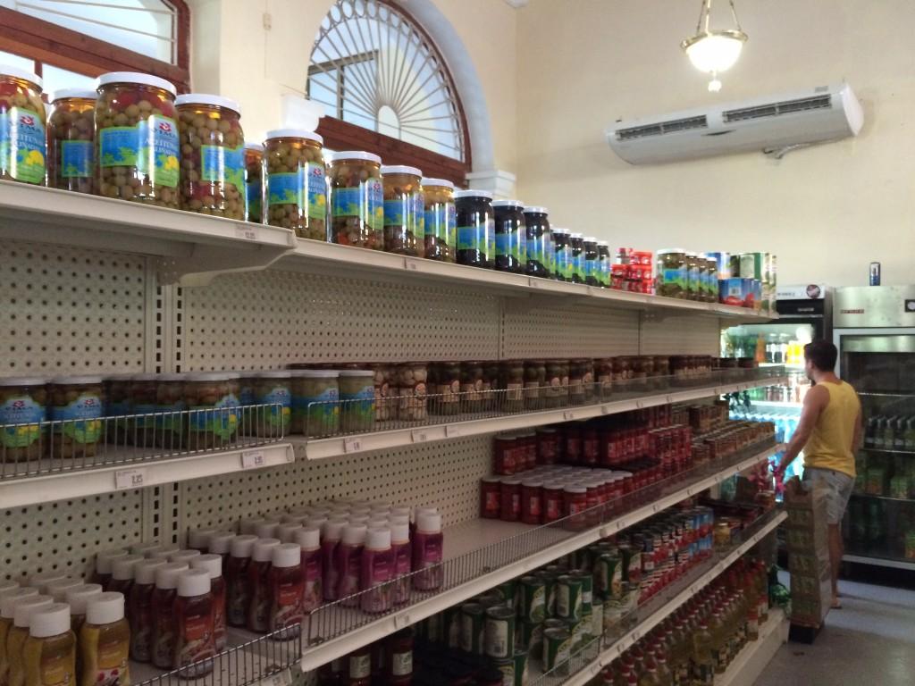 supermercado Cuba