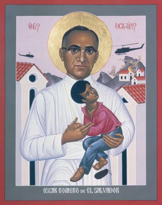 óscar romero arcebispo el salvador