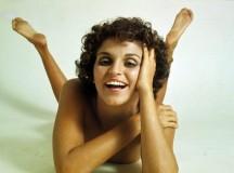 Leila Diniz, foto de David Drew Zingg para a capa da Revista Realidade (1971)