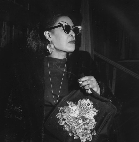 billie holiday 1958