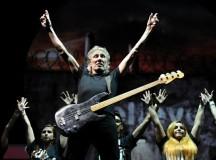 O músico Roger Waters