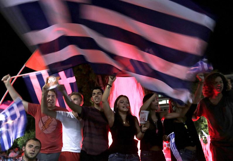 referendo grego oxi europa