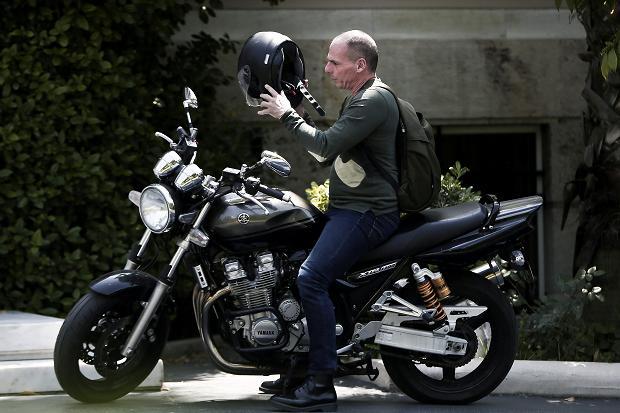varoufakis ministro finanças grego