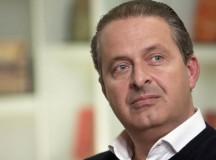 O candidato à presidência Eduardo Campos morreu há um ano em acidente aéreo