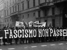 Fascistas, no pasarán