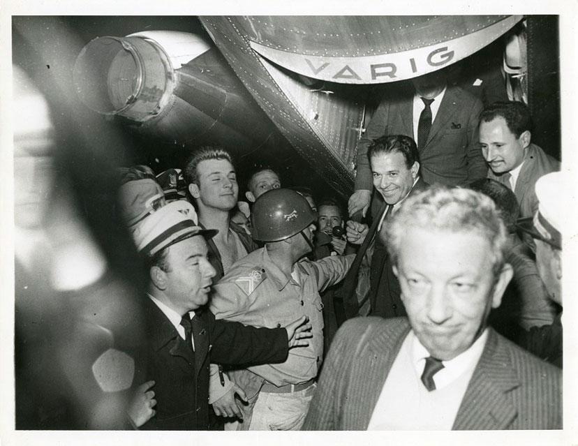 11 de setembro 1961 – Jango no dia de sua posse para Presidente da República, em Brasília foto 7