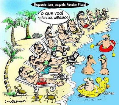 sonegação fiscal brasil