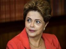 A presidente Dilma Rousseff (foto de Marcelo Camargo da Agência Brasil)