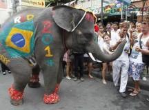 O elefante chamado Brasil, por Sérgio Porto
