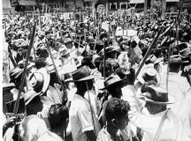 As Ligas Camponesas agitaram Pernambuco na primeira metade dos anos 60 (fonte: CPDOC/FGV)