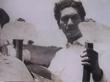 O advogado Francisco Julião, líder pela reforma agrária em Pernambuco nos anos 50 e 60, é um dos personagens retratados no documentário