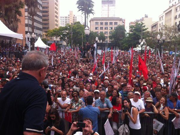 24 de fevereiro Moro e o MPF comprovam a forca de Lula