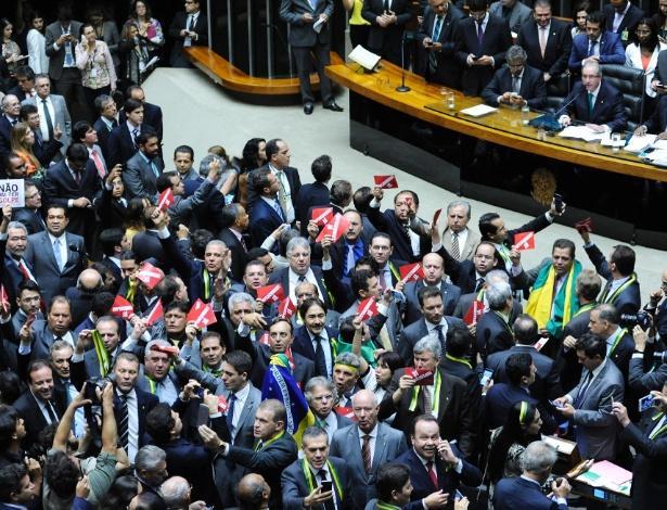 23 de abril Brasil pós golpe foto 1