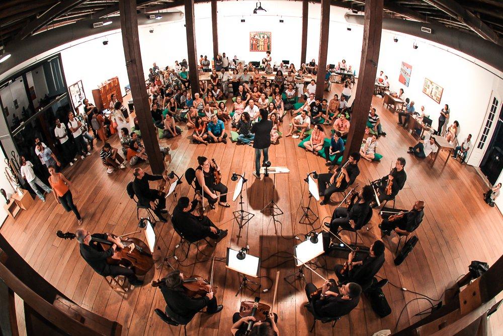 Orquestra Sinfônica da Bahia