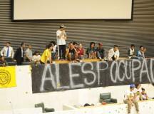 Estudantes na ALESP (fonte: Fotos Públicas)