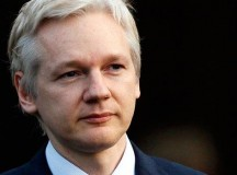 O australiano Julian Assange, criador do site Wikileaks