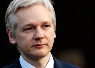 O australiano Julian Assange, criador do site Wikileaks