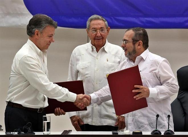acordo paz Colômbia