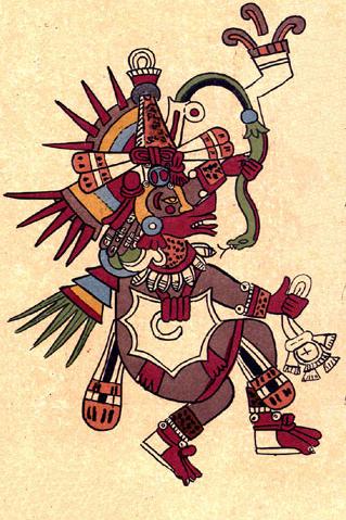 Quetzalcoatl deus tolteca carlos castañeda foto 2
