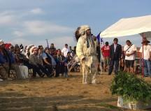 Índios lutam por preservação de solo sagrado em Dakota do Norte, nos Estados Unidos
