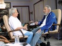 Frei Betto conversa com Fidel Castro