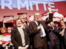 O ambientalista Alexander Van der Bellen vence eleição austríaca (foto da agência EFE)