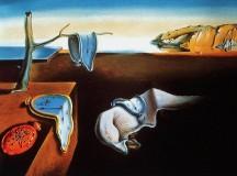 """""""A persistência da memória"""" de Salvador Dali"""