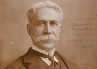 O jornalista e escritor pernambucano Joaquim Nabuco