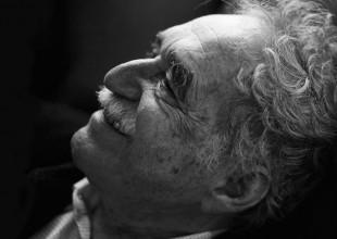 O escritor colombiano Gabriel Gárcia Márquez