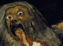 """Saturno devorando filho"" (1819-1823), Francisco Goya"