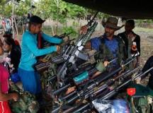 FARCs entregam armas e seguem no caminho da paz