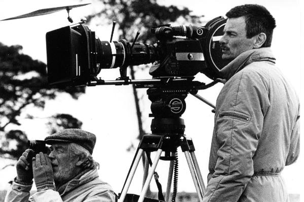 O cineasta russo Andrei Tarkovski
