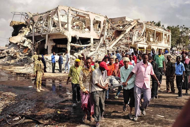 tragédia somália
