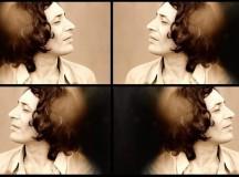 Montagem com fotos de Tarso de Castro