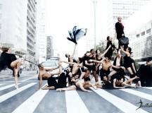 O coletivo Baillistas utiliza a dança para resignificar o espaço público