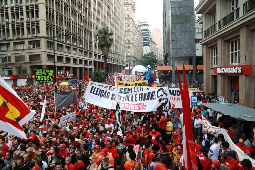 O julgamento de Lula e o futuro